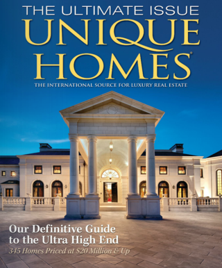 Ultimate Homes 2012 Cover