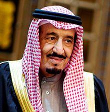 Saudi king blog post