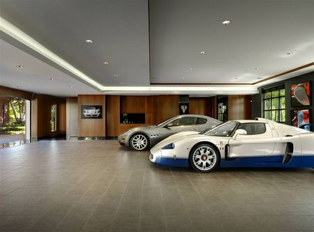 Luxury Garage