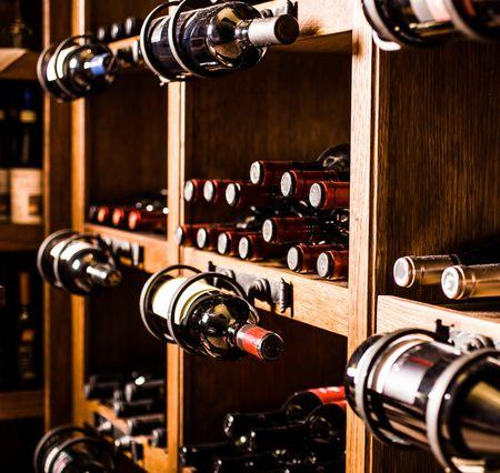Wine Cellar - Up Close